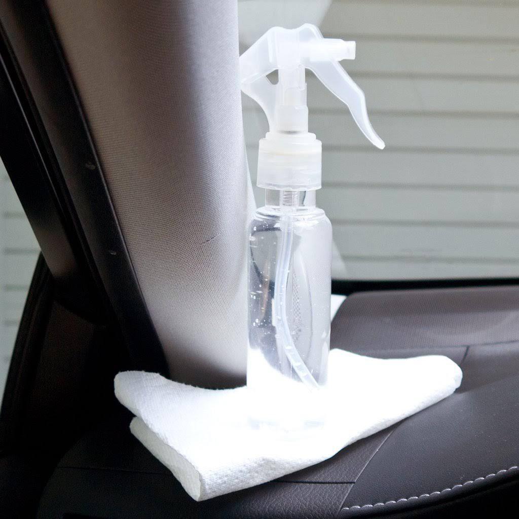 DIY Spray Defogger For Car Windows Cleaning car windows
