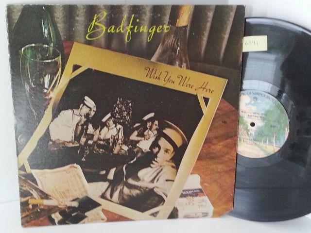 BADFINGER wish you were here, BS 2827 - ROCK, PSYCH, PROG, POP, SHOE GAZING, BEAT