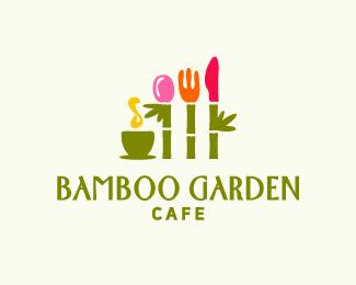 Bamboo Garden Cafe By Nancycarterdesign Bambu