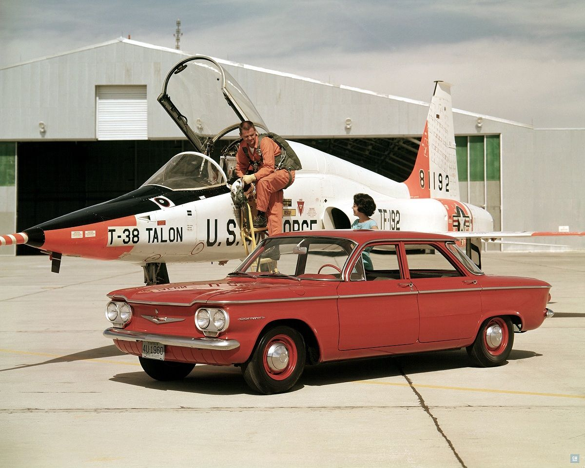 Four Wheeled Flubs The 8 Biggest Automotive Scandals Of All Time Chevy Corvair Chevrolet Corvair Chevrolet
