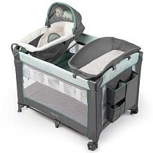 2c0667de0d4 Ingenuity Smart and Simple Play Yard with Dream Center Cambridge Baby  Necessities