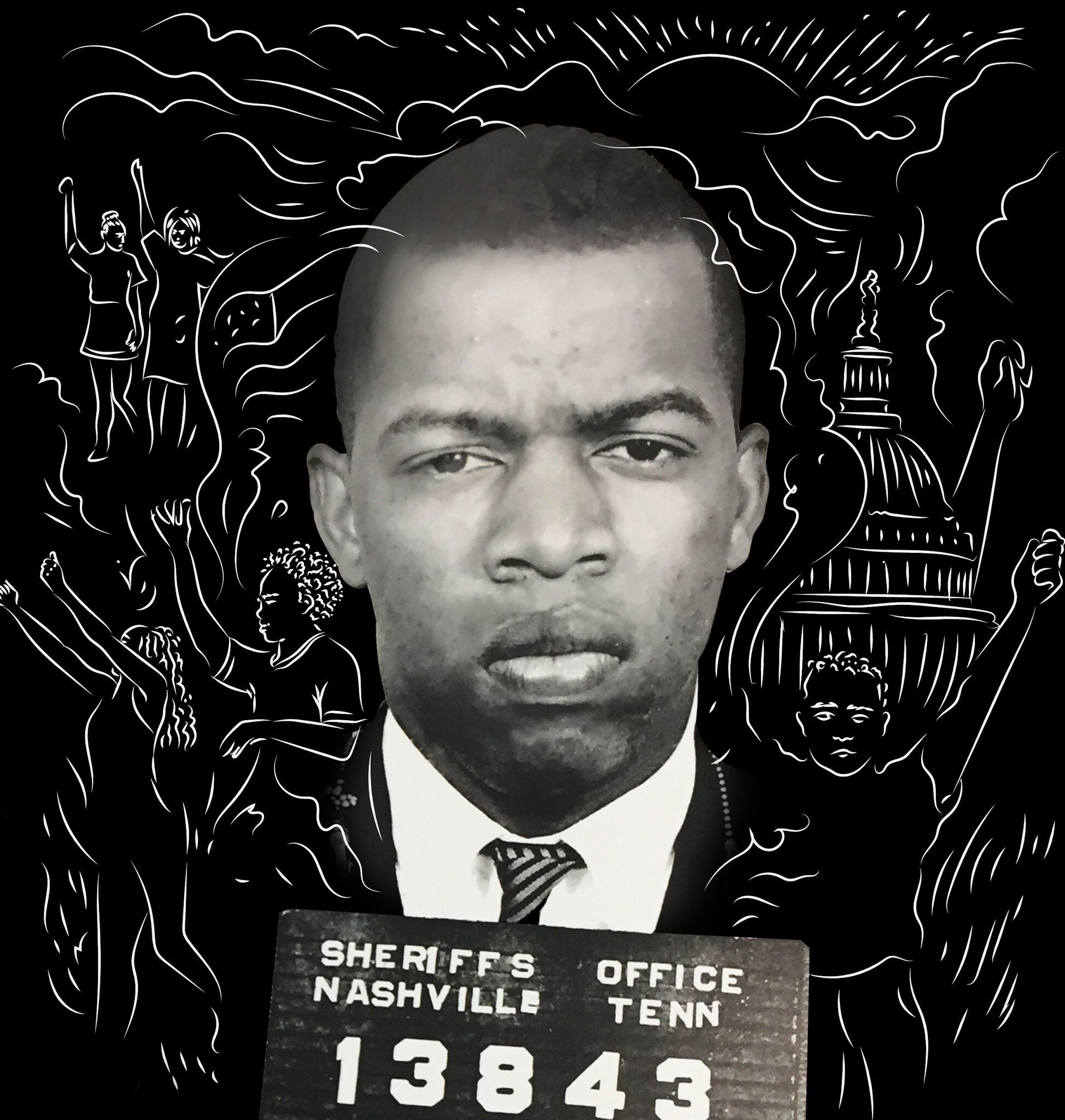 Opinion John Lewis Risked His Life For Justice John Lewis Civil Rights Leaders Racial Justice