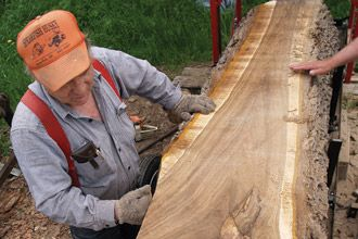 Can it pay to mill your own lumber