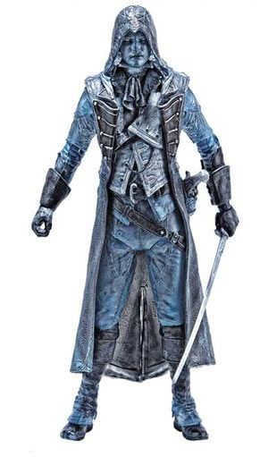 McFarlane ASSASSIN/'S CREED SERIES 4 Arno Dorian EAGLE VISION Action Figure