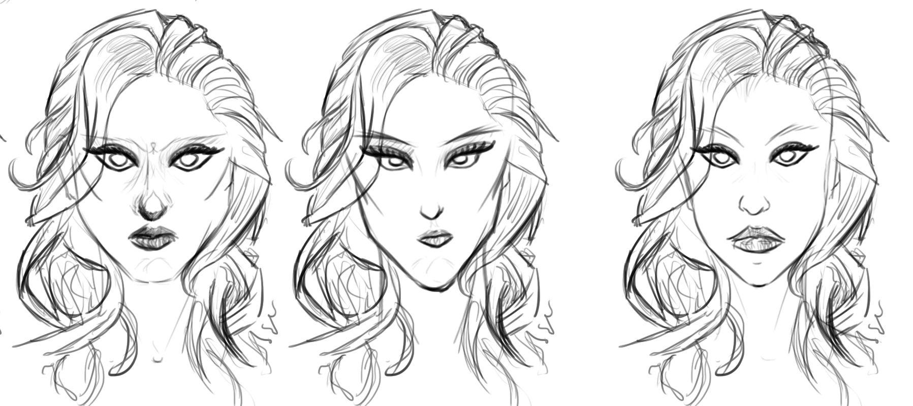 http://kevinguegan.com/tuto-creations-de-visages-feminins-style-bd/