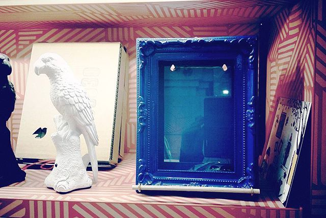 Pictureframe Birdhouse Kit At Museumsshop Mq Point Vienna On The