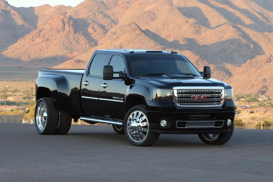 Black GMC Sierra truck | GMC | Gmc vehicles, Trucks, Lifted chevy trucks