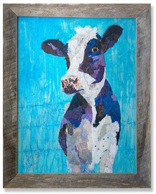 Paper Paintings: Framing for the Big Show