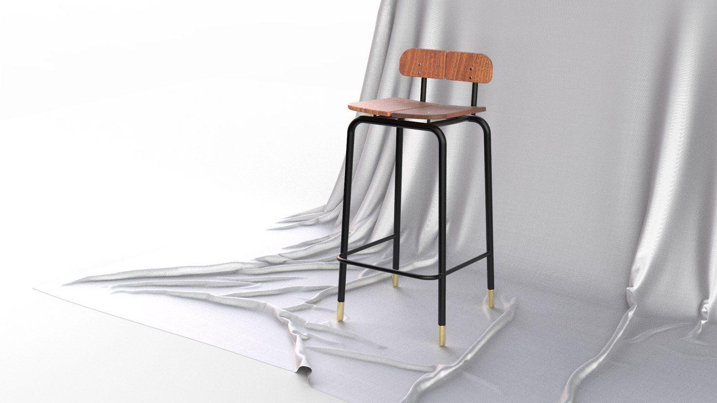 3d Scandinavian Design Century Modern Turbosquid 1304037