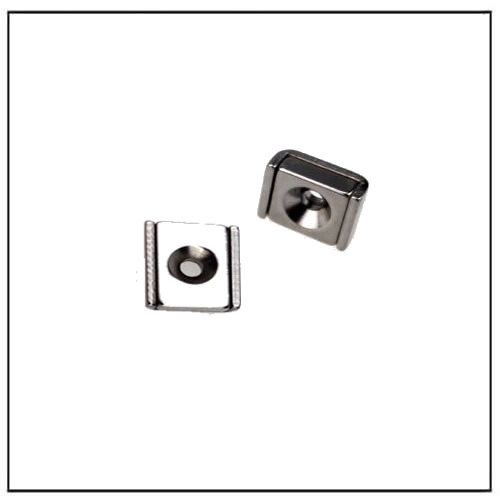 Pin On Sintered Ferrite Ceramic Magnets