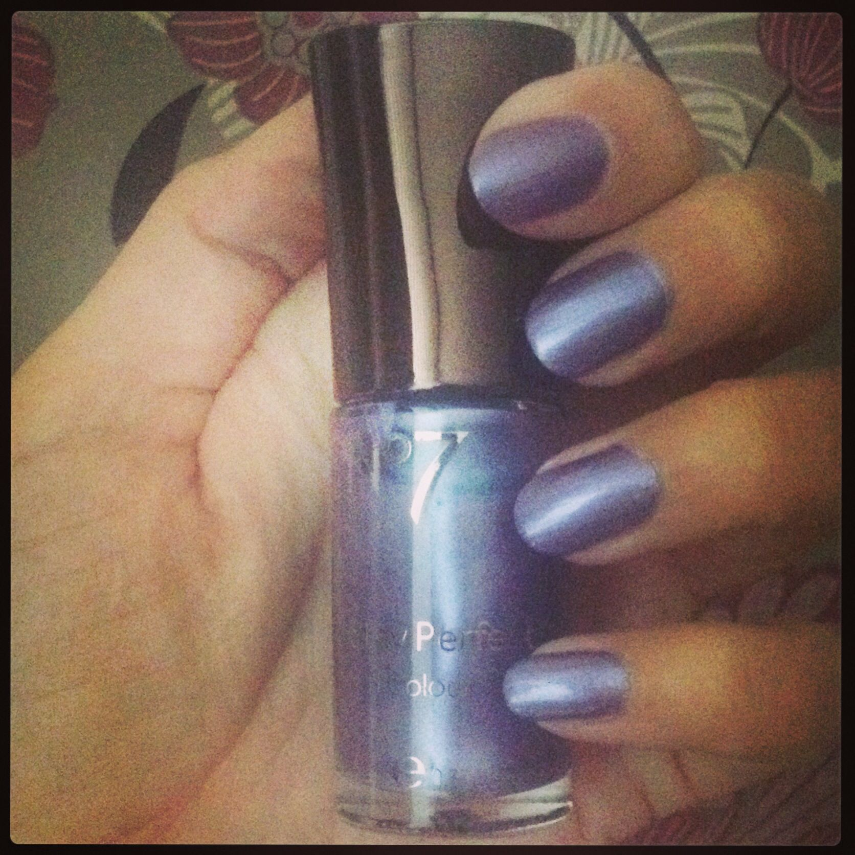 No7 Metallic Lilac Nail Polish Lilac Nail Polish Lilac Nails Nail Polish