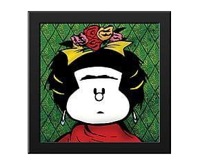 Resultado de imagen para mafalda frida kahlo