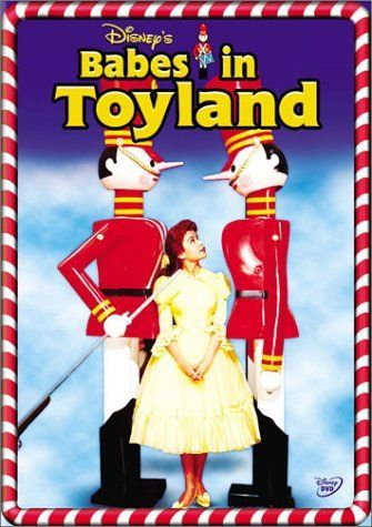 Disney's Babes in Toyland..why does this never come on?