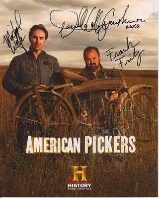 American Pickers American Pickers Pickers American