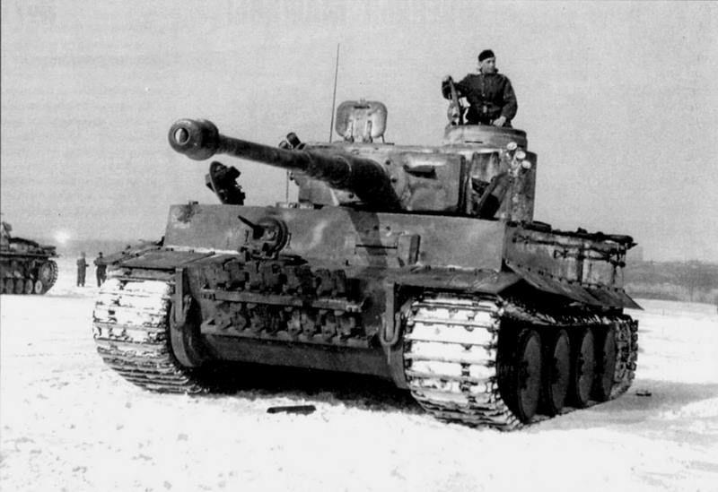 Pin on Heer/SS(afv) Pz Kpfw Vl Tiger