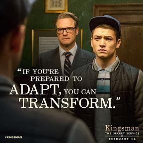 Film Quote – kingsman…