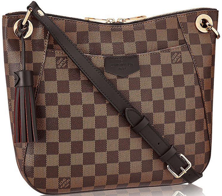 633c803ea4751 Louis Vuitton South Bank Besace Fashion Bags
