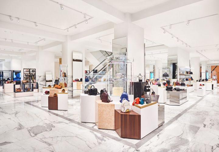 de Bijenkorf flagship store, Amsterdam – Netherlands » Retail Design Blog