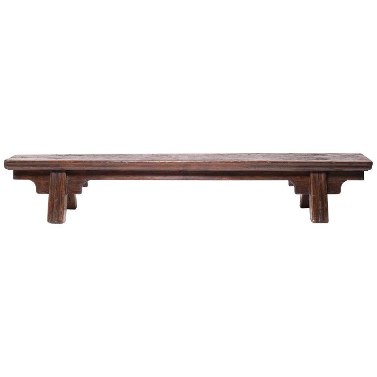 Chinese Provincial Shanxi Bench In 2020 Old Benches Bench Benches For Sale