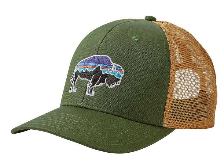 4adb5629cd5d8 Patagonia - Fitz Roy Bison Trucker Hat