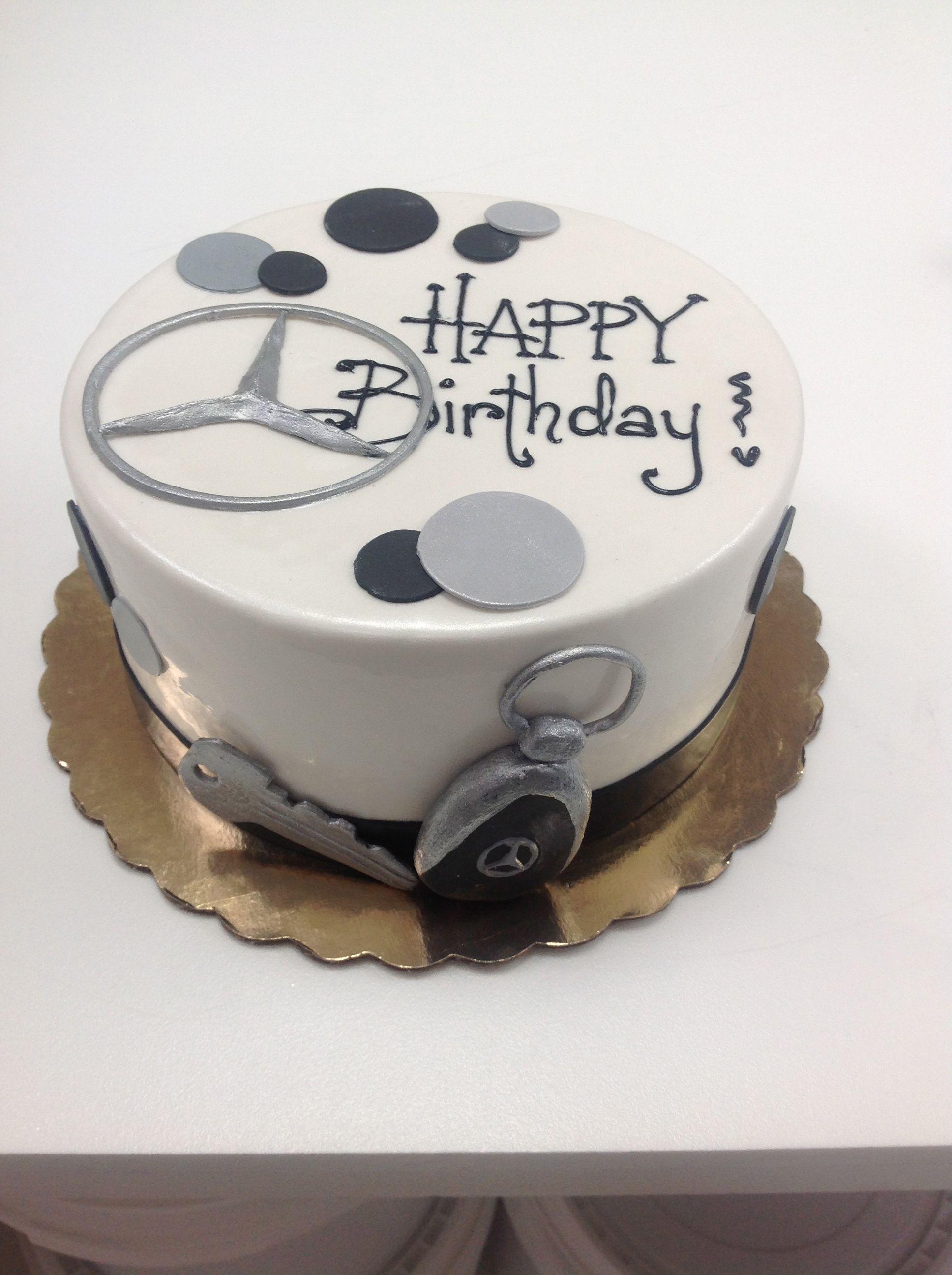 Mercedes  Occasion Cakes in 2019  Pinterest  Cake Birthday Cake und Bmw cake