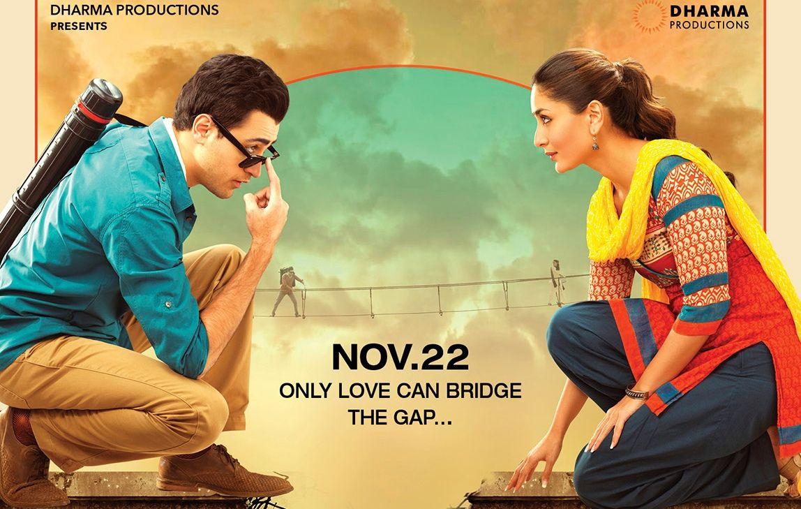 Bollywood movies list, Romantic