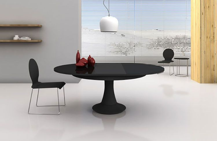 Tavoli Rotondi Allungabili dal Design Moderno Table