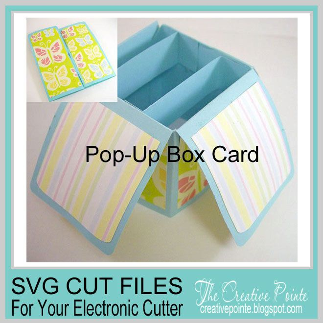 Pin On Pop Up Box Cards
