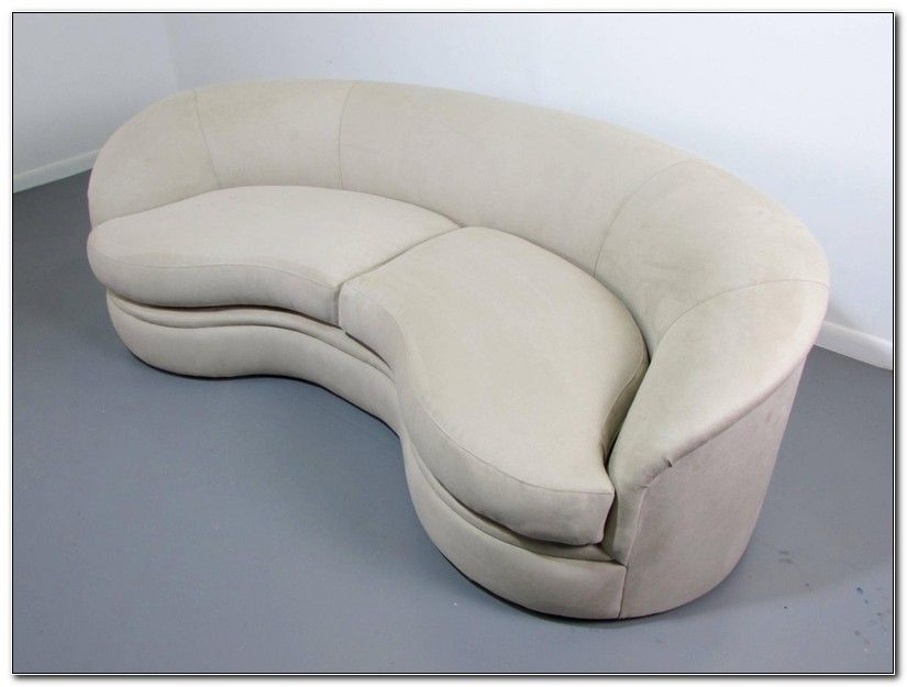 Kidney Bean Shaped Sofa