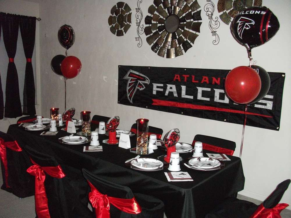 10ead5bf69e2 Football Birthday Party Ideas