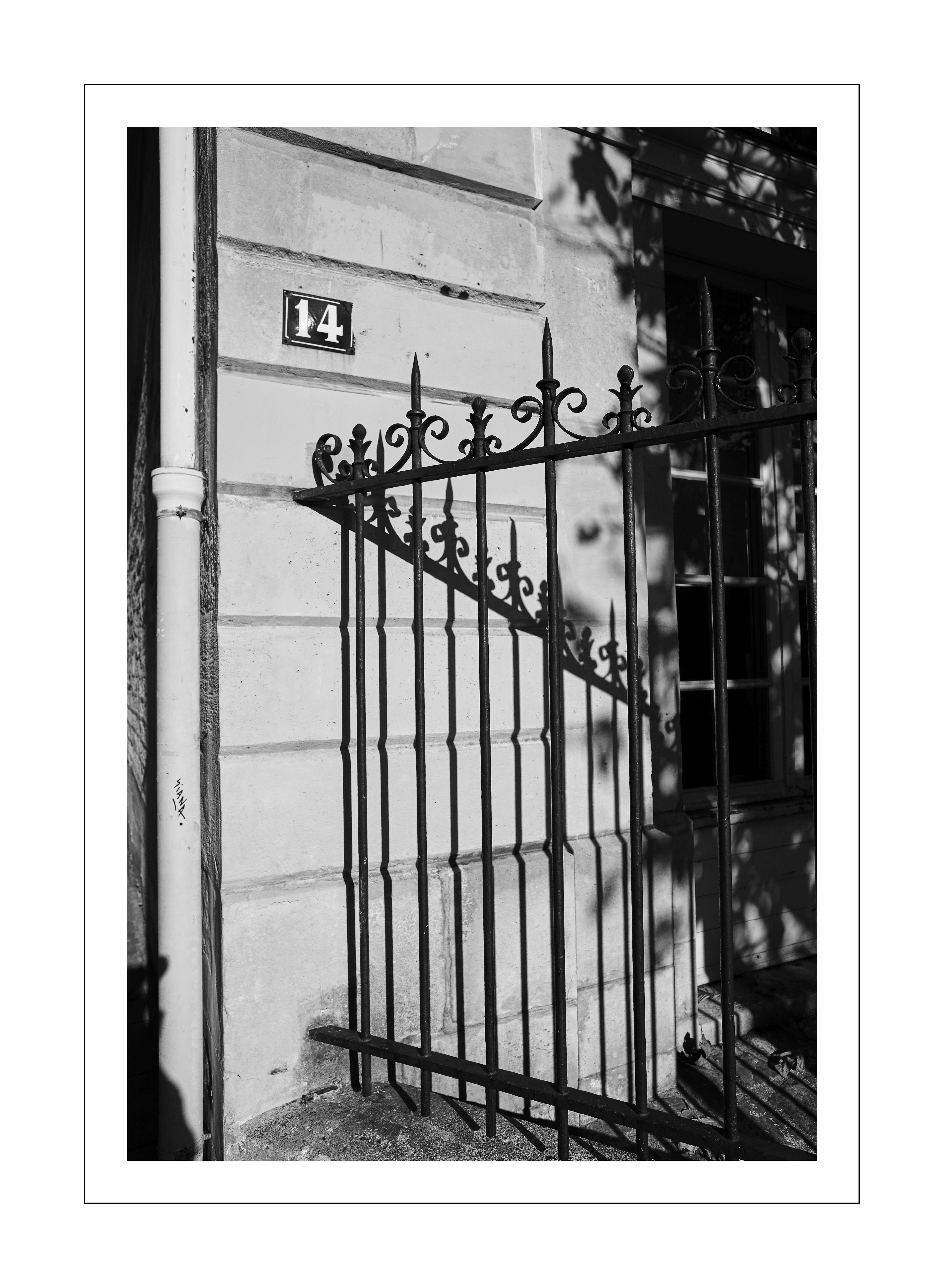 """grille parisienne """" Mon Paris Pinterest"""