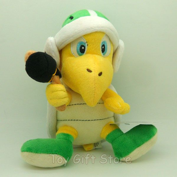 "Koopa Troopa 8/"" #SM Plush Doll"