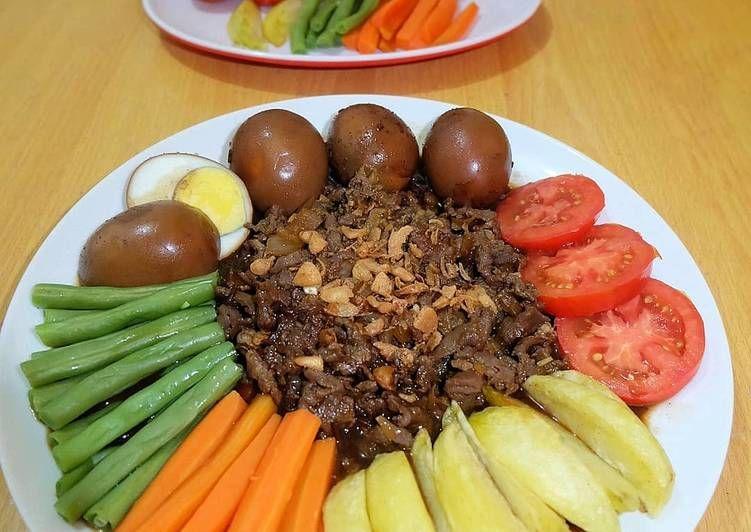 Resep Bistik Jawa Daging Sapi Aka Selat Solo Oleh Adelia Sharfina Resep Makanan Dan Minuman Daging Sapi Resep Steak