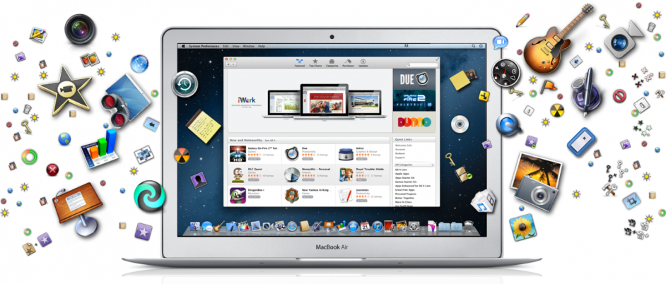 Darling for Linux runs OS X Apps. Capable of running iOS