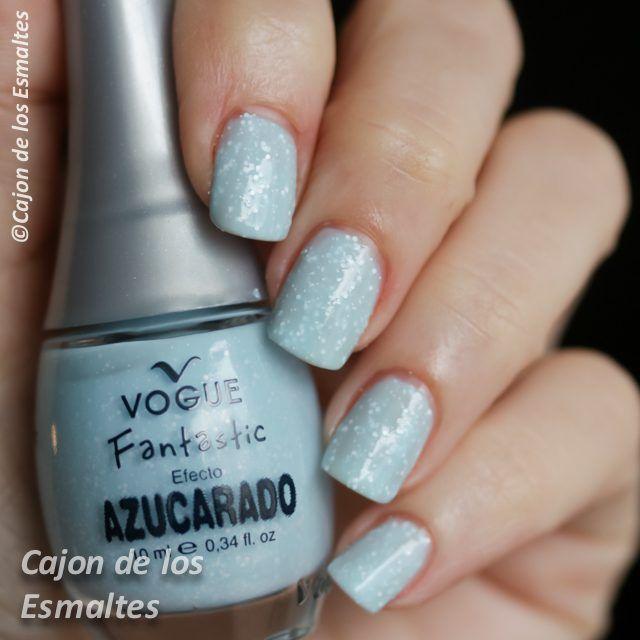 Esmaltes de uñas VogueEsmaltes Vogue Menta Helada 155 #voguefantastic