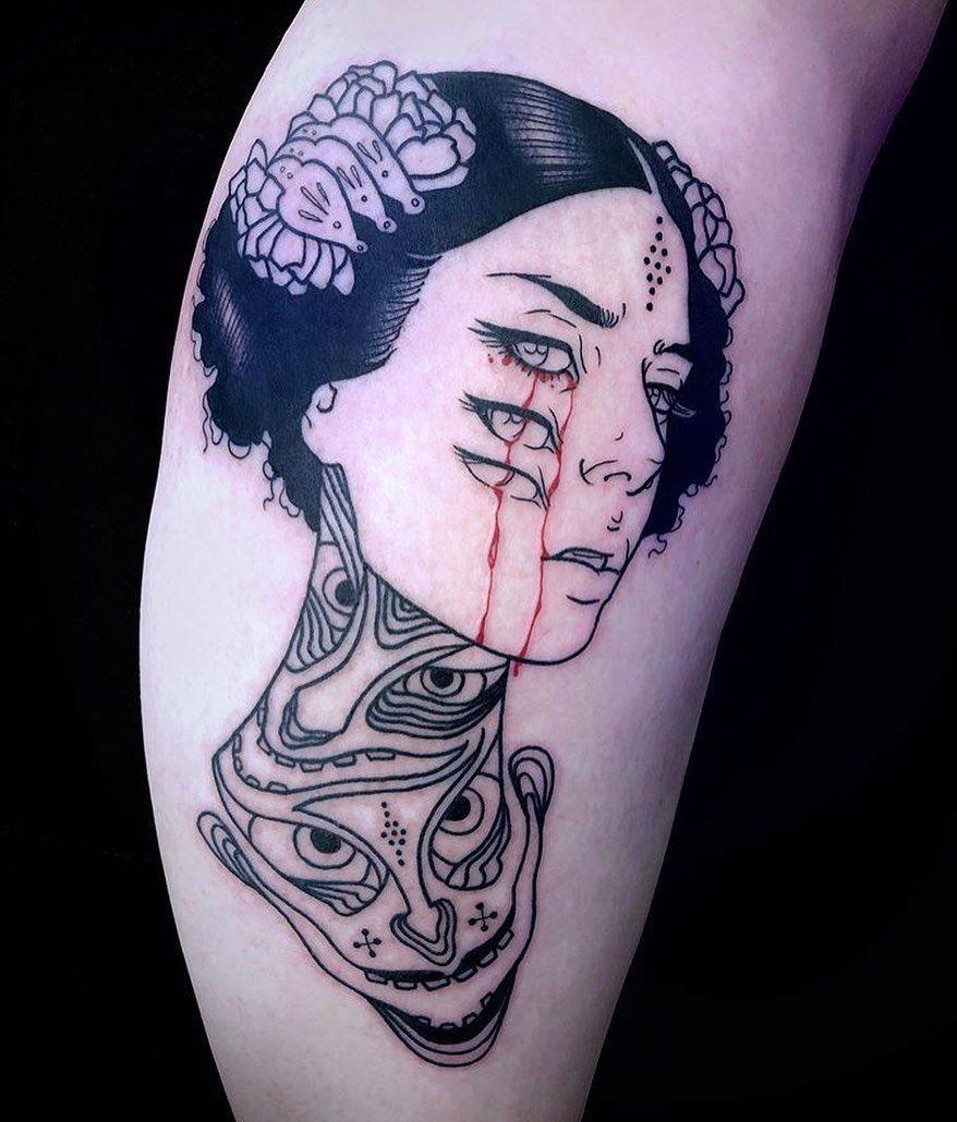 Photo of Tattoo por Fiona Henderson.jane • • •  #tatuadora #tatuadoras #tattoo #tat…