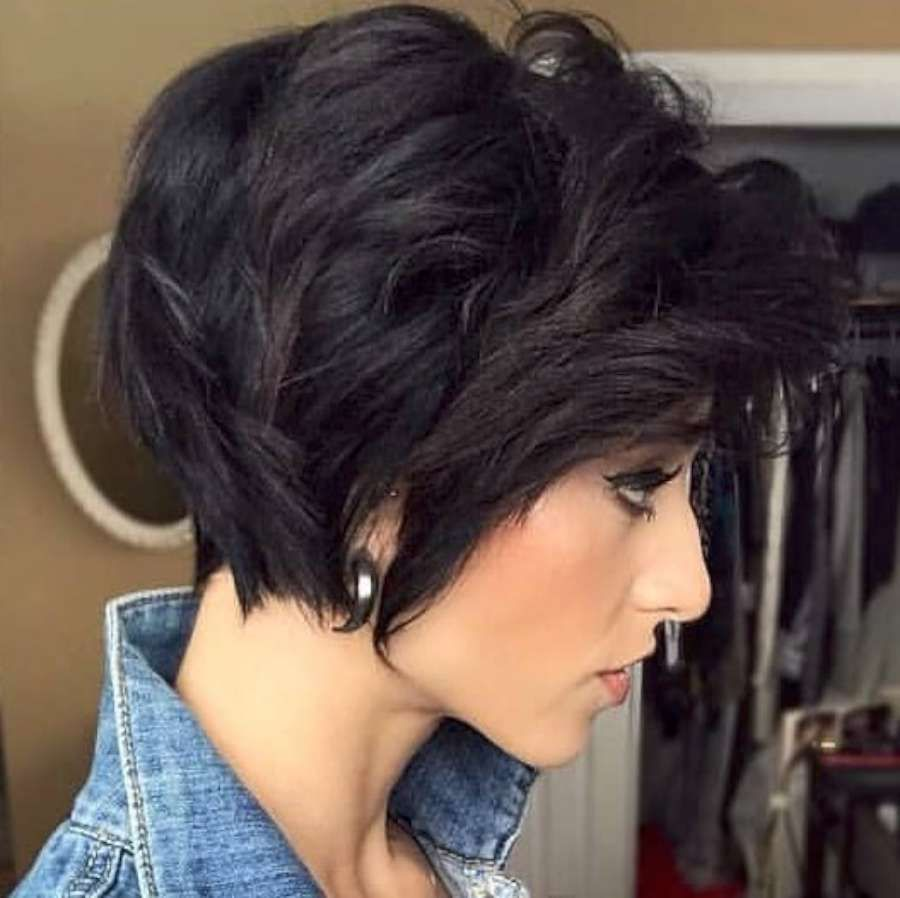 Short Hairstyles 2018 Women S 11 Hairstyles Pinterest Short
