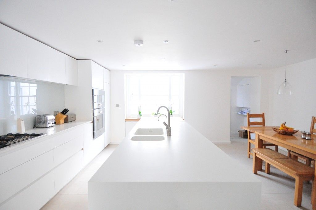 Top Cucina in Corian : Top Cucina Corian 32mm | Cucina | Pinterest