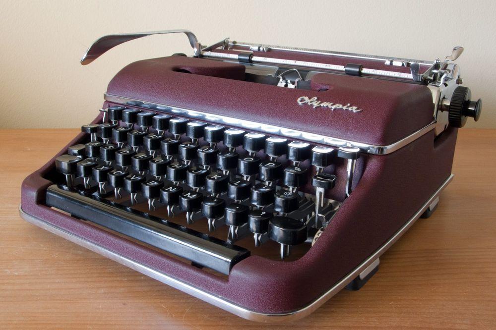 OLYMPIA SM-3 De Luxe  TYPEWRITER RIBBON