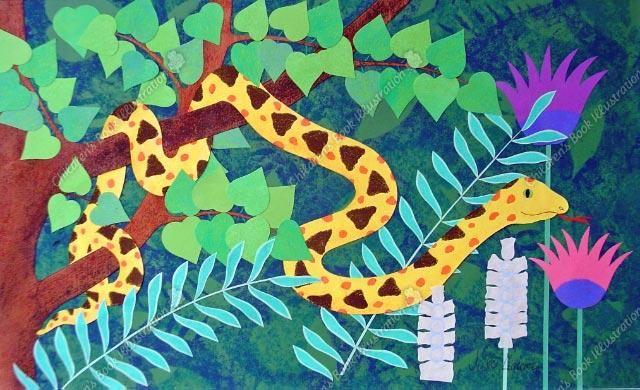 Children's Book Illustration - Julie Lacome