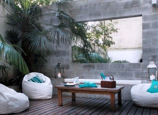 Good Patio Furniture And Decor With Patio Decoration
