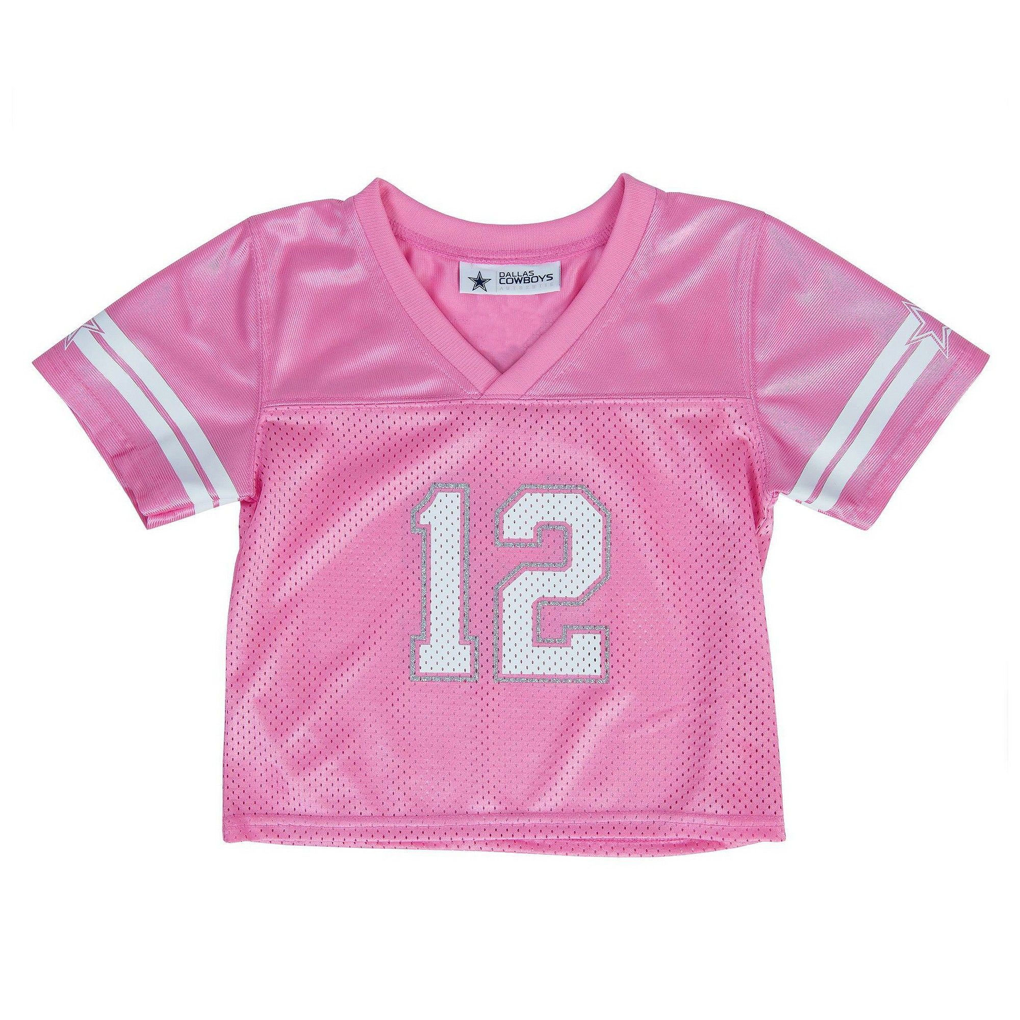 low priced b5cb2 83ac1 Dallas Cowboys Toddler Girls' Jersey 4T | Products | Toddler ...