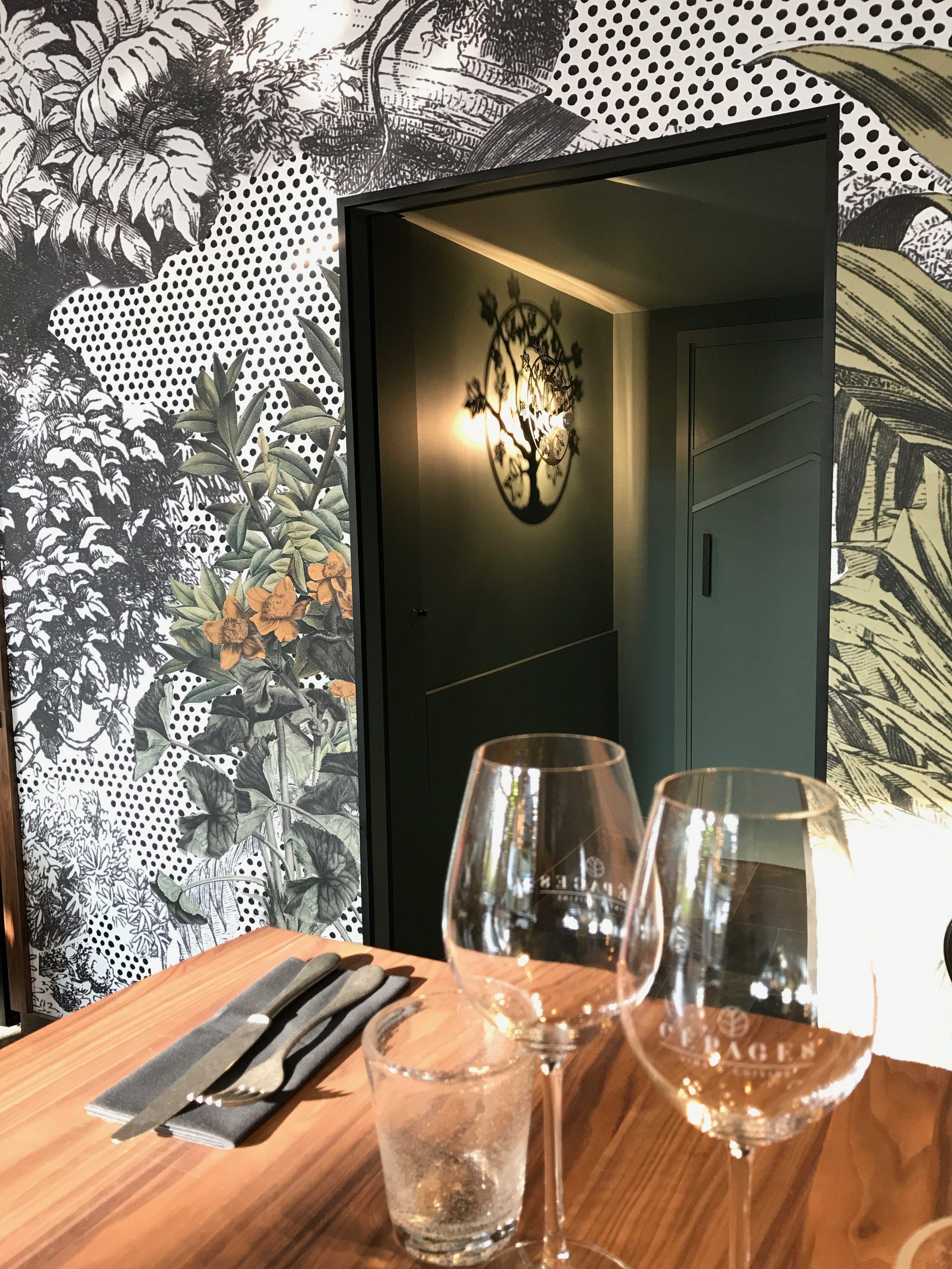 Cepages Elodie Tornare Intérieurs Bar à Vin Et Restaurant à