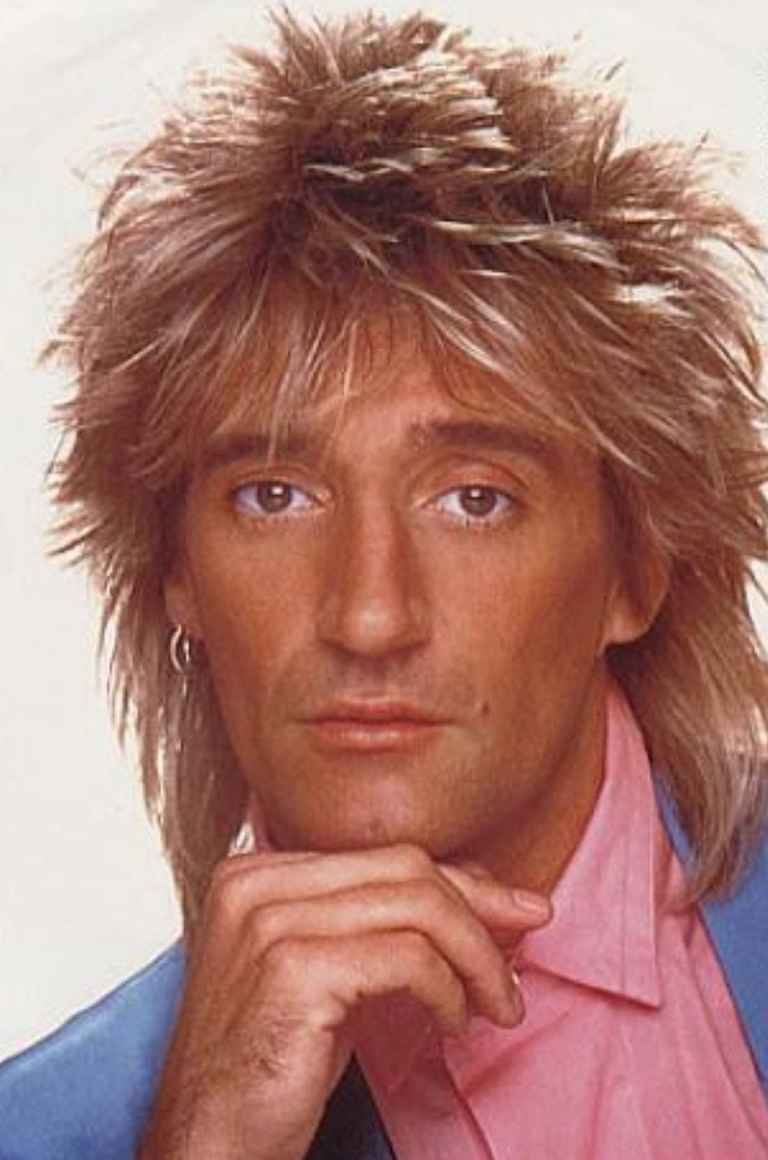 Rod Stewart Just Look How Young He Is All That Hair Rod Stewart Rod Stewart Forever Young Stewart