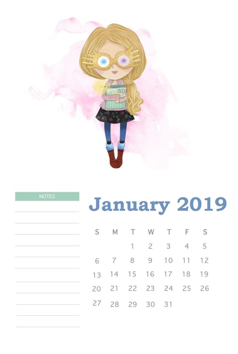 Wedding decorations for house january 2019 Harry Potter January  Calendar  Fleur  Pinterest  Harry potter