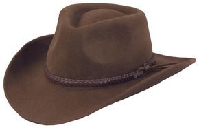 Outback Trading Co. Dusty River Crushable Australian Wool