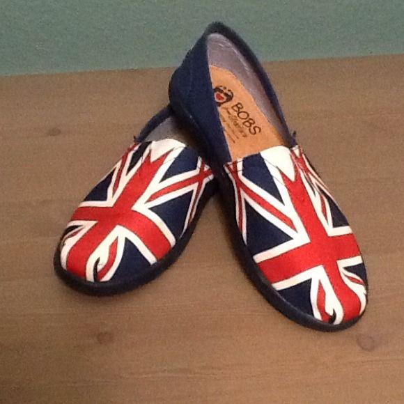 BOBS Shoes Union Jack BOBS Women's Size 7 | Bob shoes wPJEy