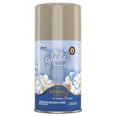 Glade Automatic Spray Refill Clean Linen 6 2 Oz Air