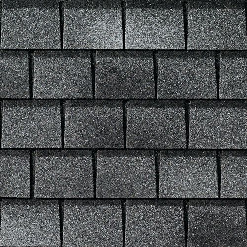 Best English Gray Slate Gaf Designer Roof Shingles Swatch 400 x 300