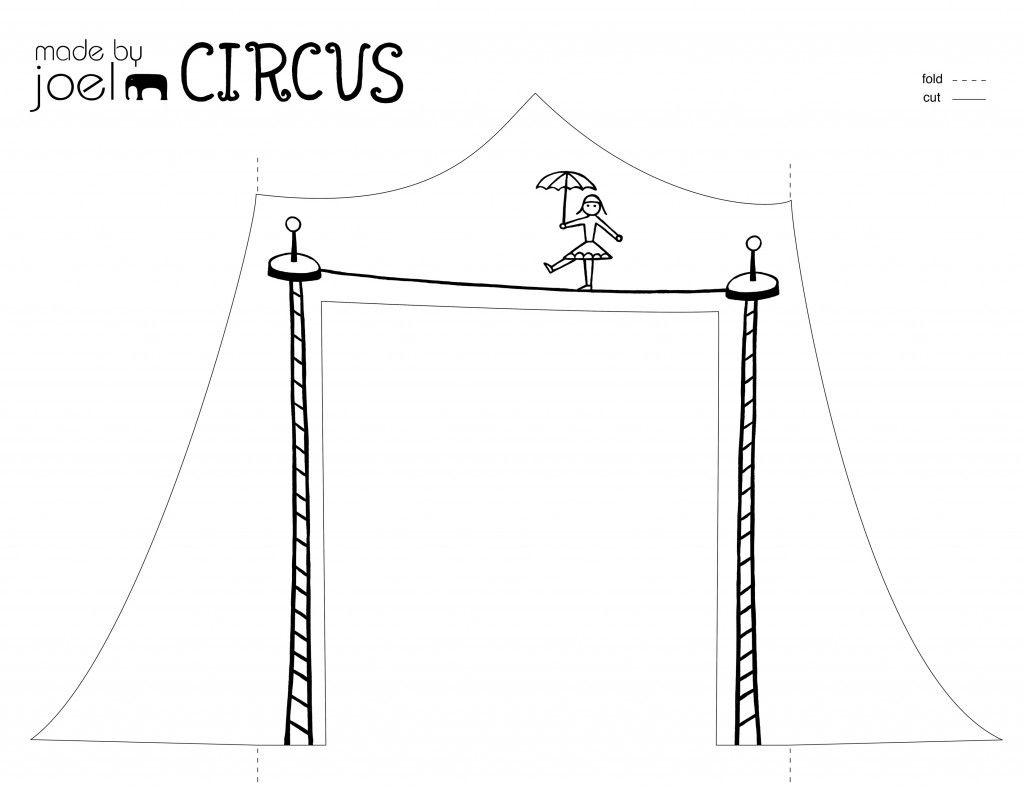 Made by Joel » Paper City Circus!
